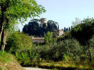Cetona, the base of our Italian gourmet tours