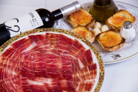Nibbles, Spanish style