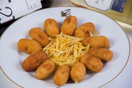 The BEST croquettes!