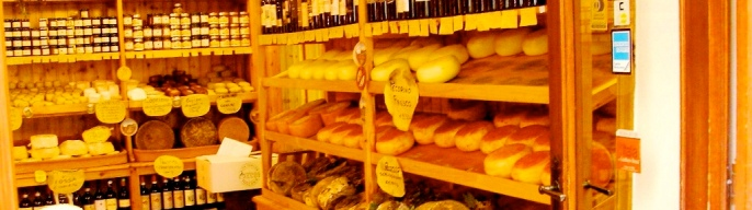 Shop on our gourmet tuscan tour