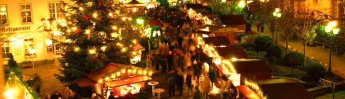 Christmas Market Gourmet Tour