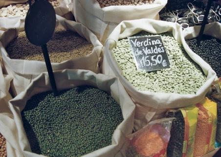 Supplies in Mercado St Miguel